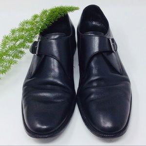Cole Haan Quality Black Dress Shoes Size (10.5)